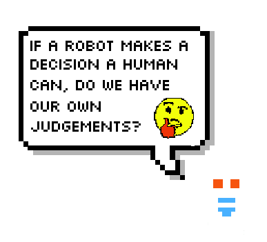 Isaiah ponders the judgements of artificial intelligence