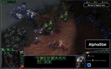 AlphaStar beating StarCraft II